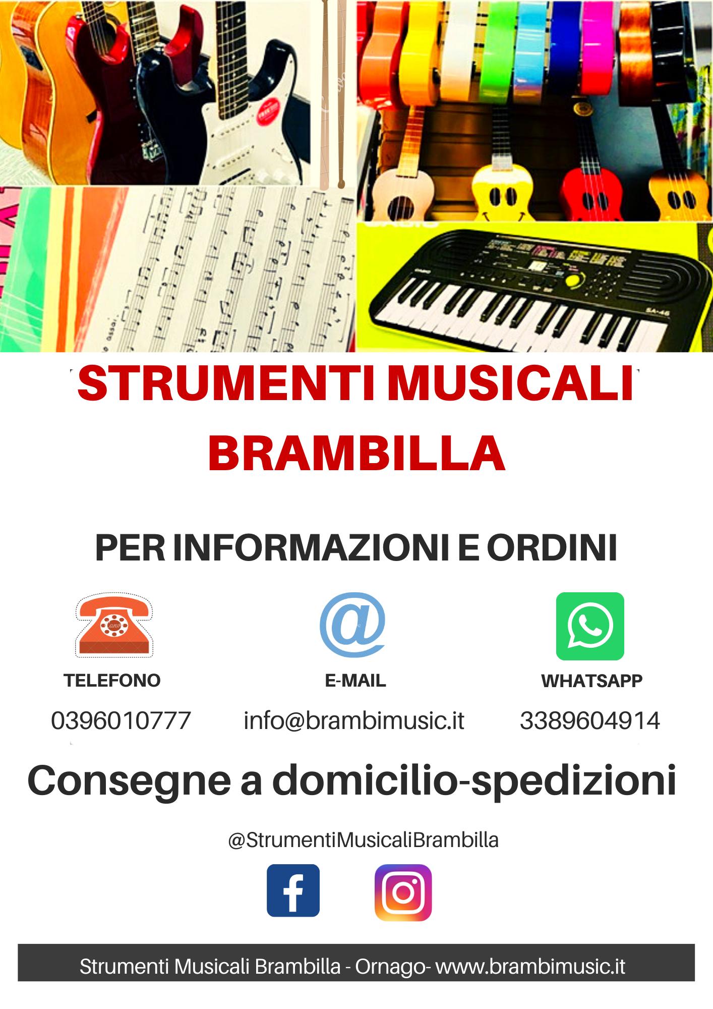 Strumenti Musicali Brambilla